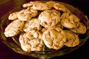 Country Sunshine Cookies