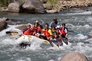 Mild to Wild Rafting