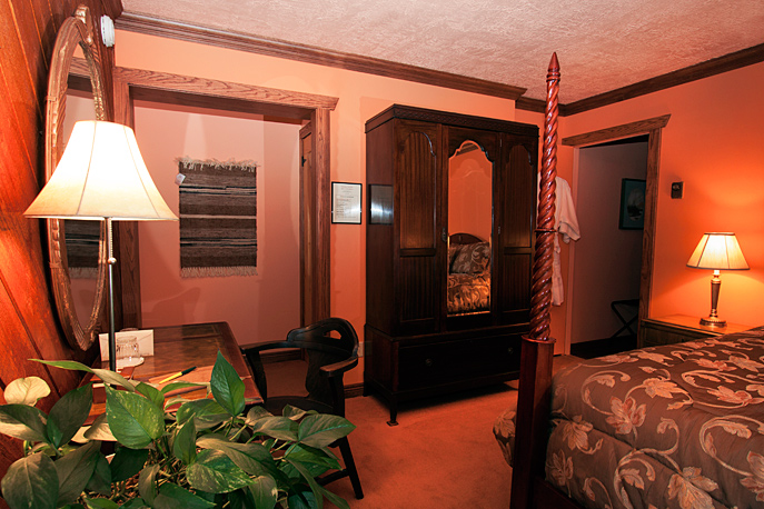 Country Sunshine Bed & Breakfast Sunrise Room