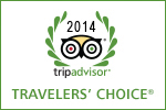 2014 Traveler's Choice on Tripadvisor